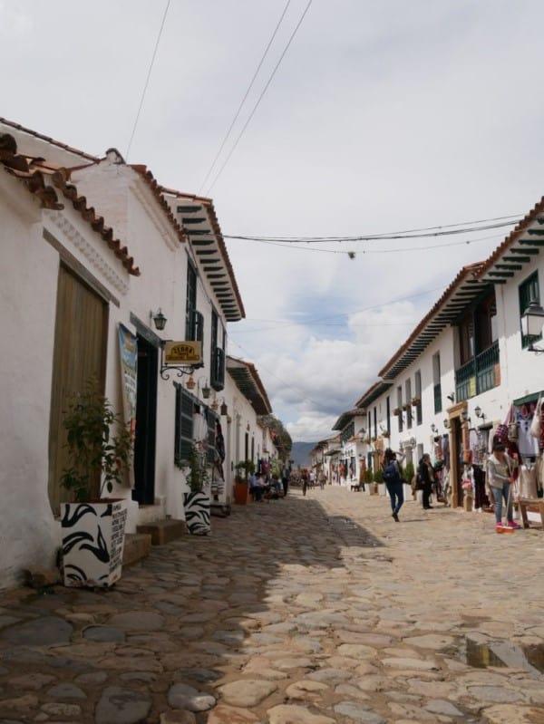 Kuieren door de gezellige straatjes in Villa de Leyva